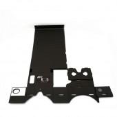 Standaard Zwarte Cardboard