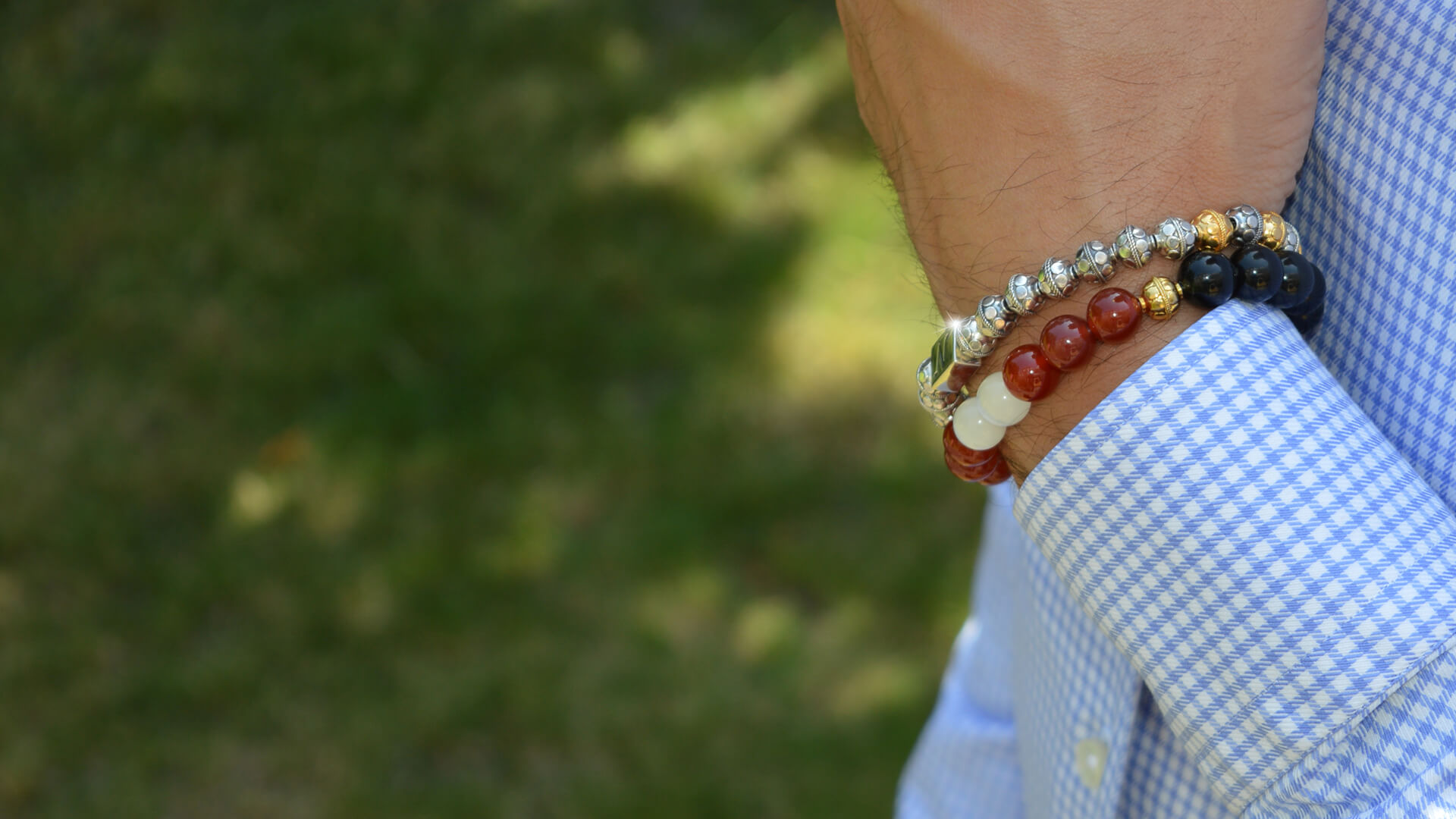 Exclusive bead bracelets