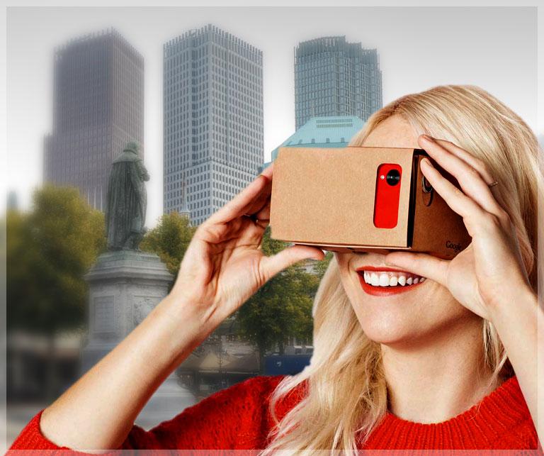 3d/VR cardboard viewers