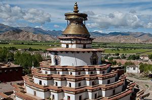 Tibetan Monestry